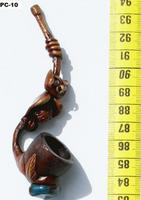 Owl Curve Pipe